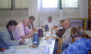 Zasedání hlavního výboru 22. 6. 2010